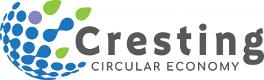 Cresting logo